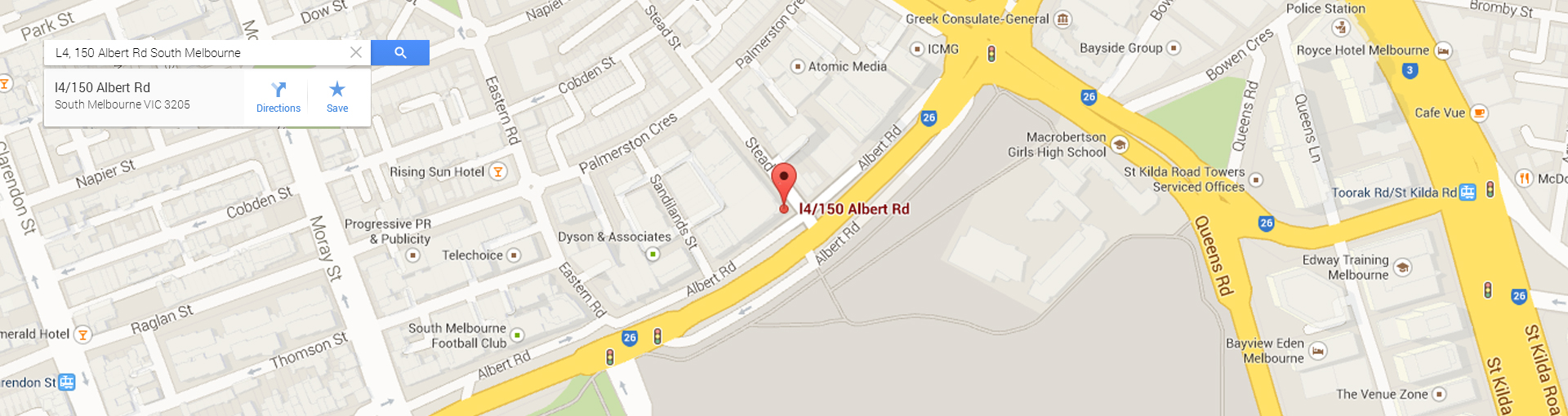Google-Map-Melbourne